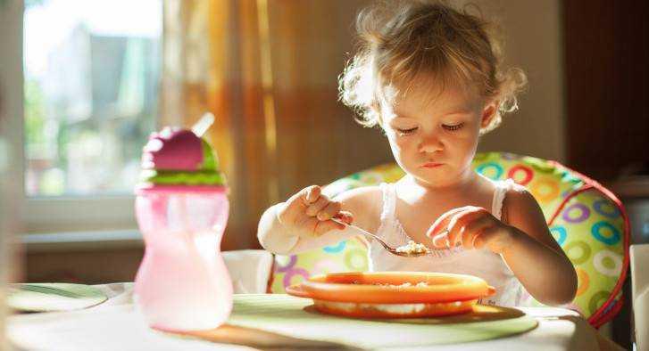 питание детей от 1 года до2 лет