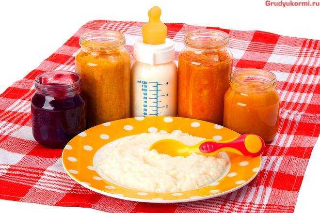 питание детей первого года жизни комаровский