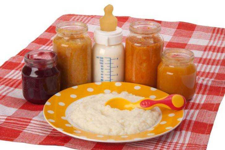 питание детей по возрасту