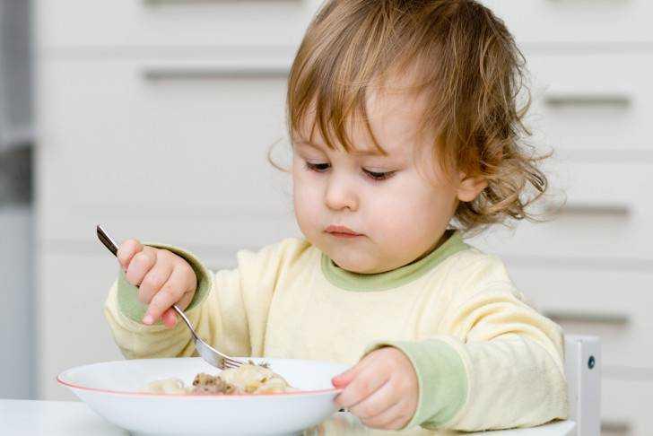 питание детей при искусственном вскармливании