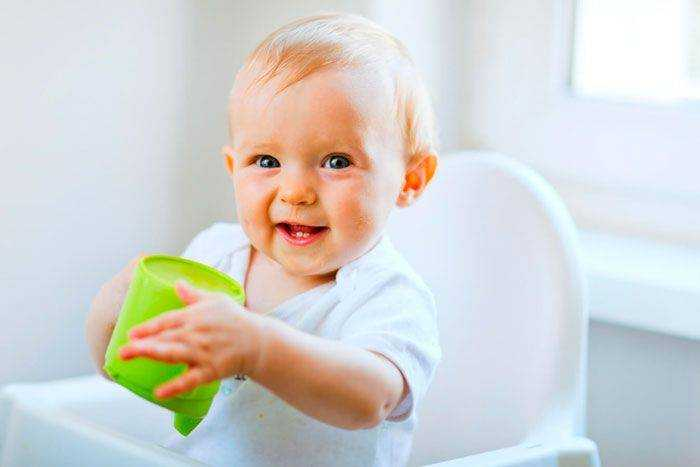 питание детей раннего возраста с молочной кухни