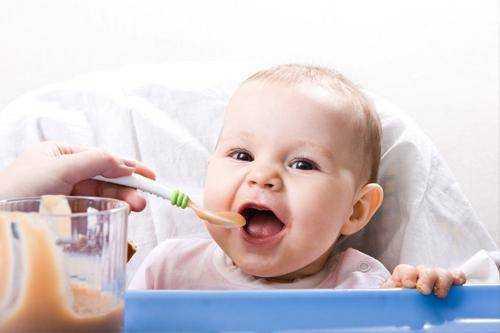 питание детей с 4 х месяцев
