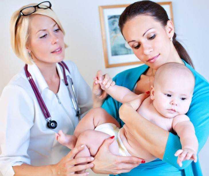 питание детей с 4 месяцев схема