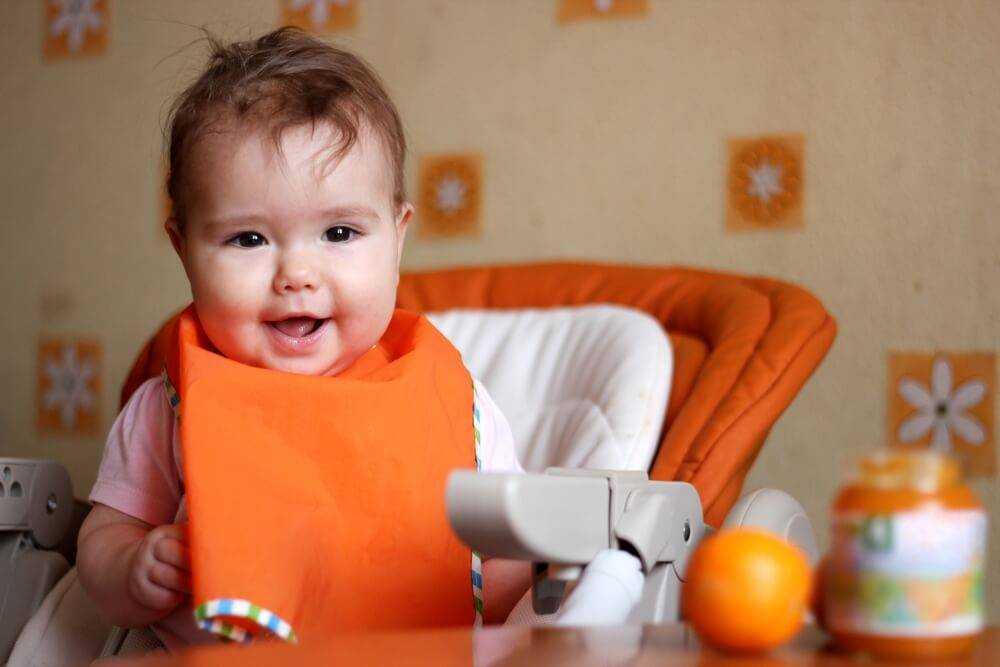 питание детей с 6 месяцев на искусственном вскармливании