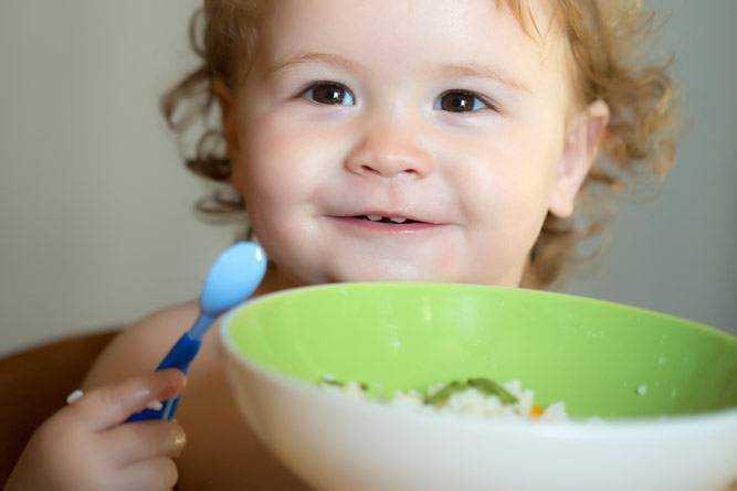 питание детей старше 3 лет