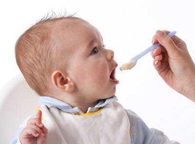 питание детей в 1 год и 1 месяц
