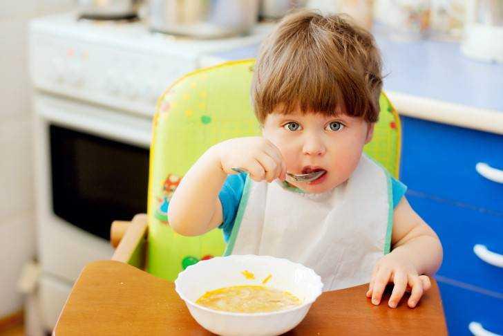 питание детей в 1 год и 5 месяцев