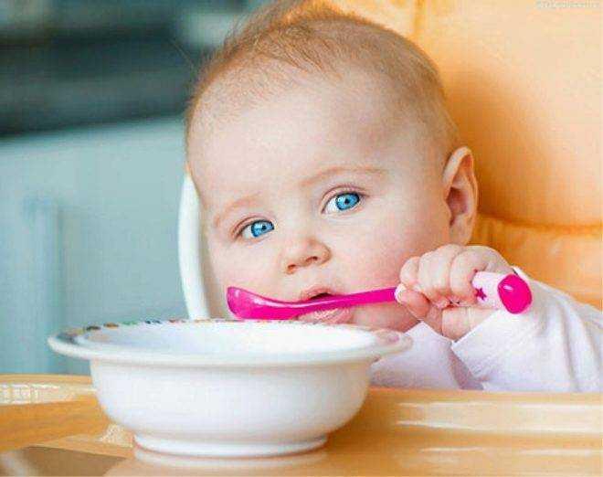 питание детей в 10 месяцев меню на день