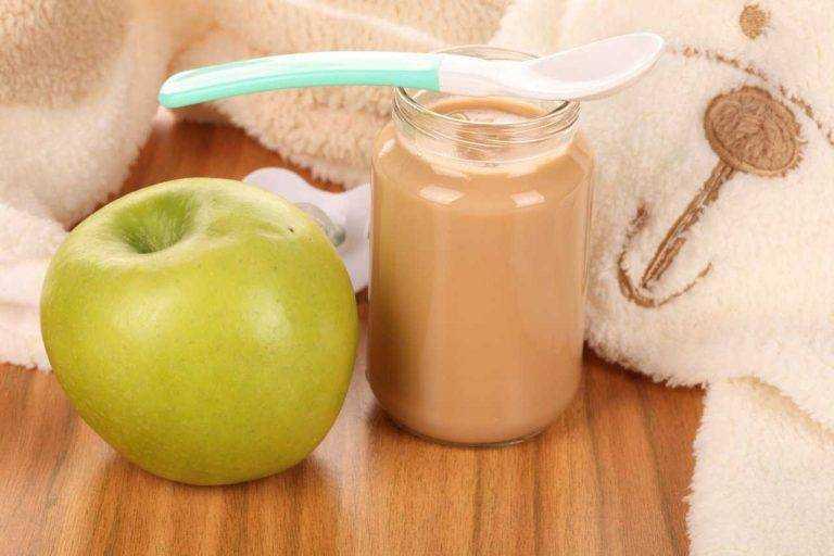 питание детей в 11 месяцев меню на день