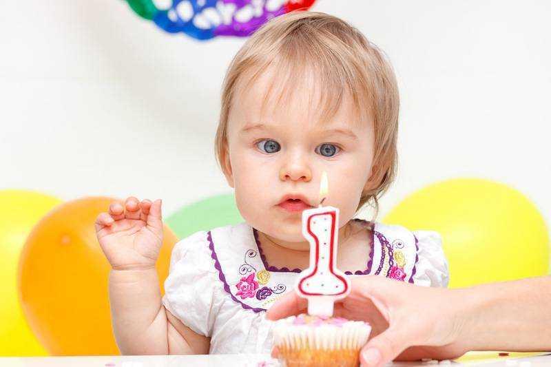 питание детей в 12 месяцев меню