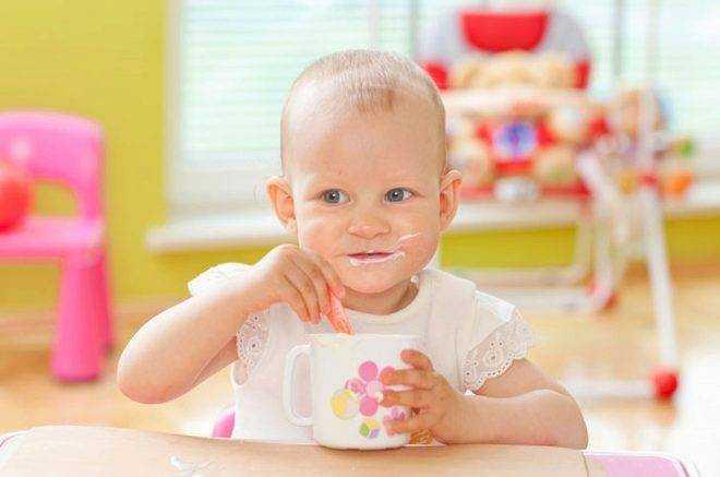 питание детей в 2 года комаровский