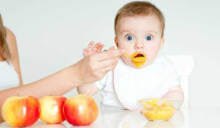питание детей в 5 месяцев при искусственном вскармливании