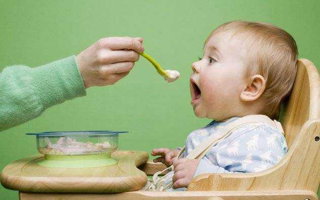 питание детей в 6 месяцев комаровский