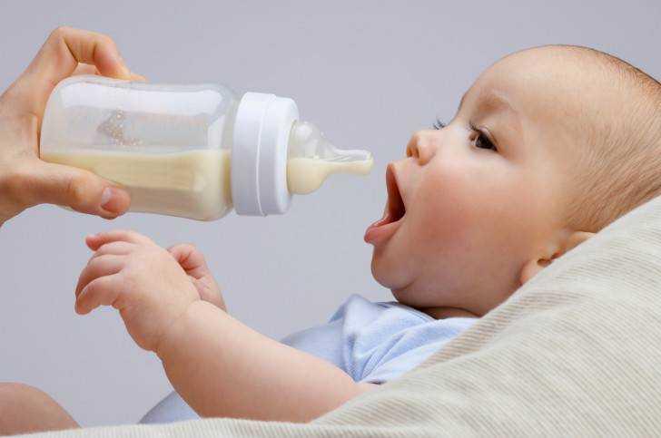 питание детей в 8 месяцев на искусственном вскармливании