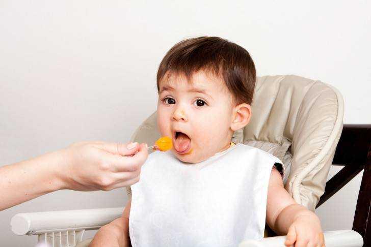 питание детей в 9 месяцев на искусственном вскармливании