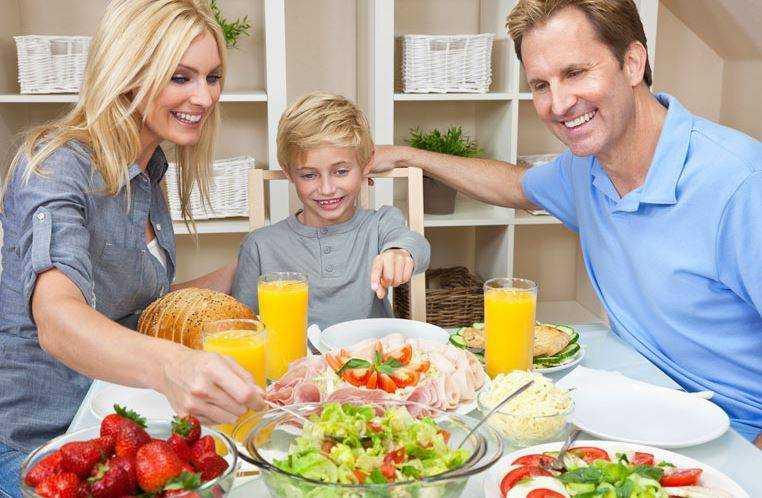 питание детей в семье консультация для родителей