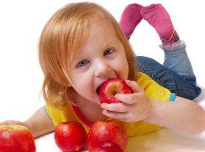 питание детей в возрасте 5 лет