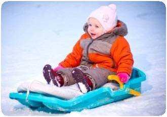 питание детей в зимнее время