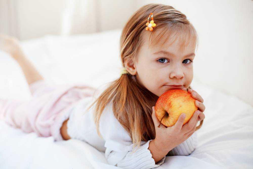 питание детей во время орви