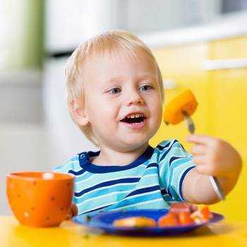 питание детей ясельного возраста
