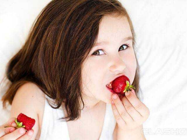питание для 5 месячных детей
