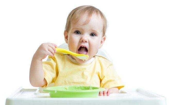 питание для детей 2 лет меню на неделю