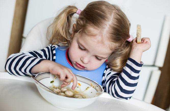 питание для детей 5 лет