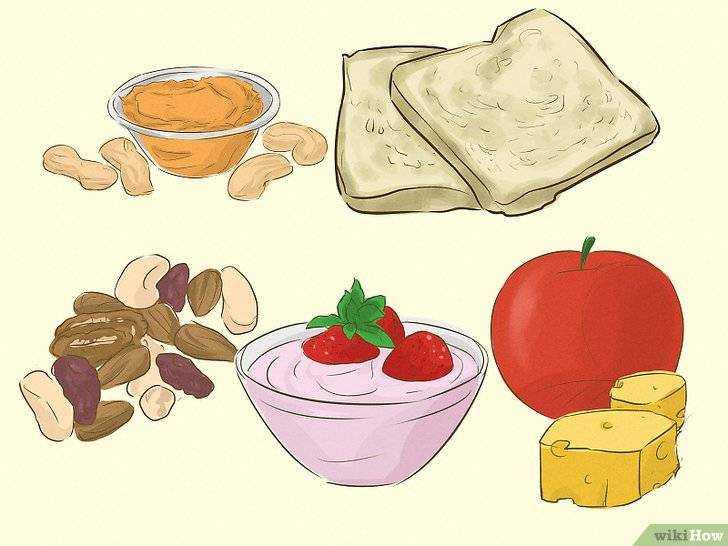 питание для детей 5 лет для набора веса