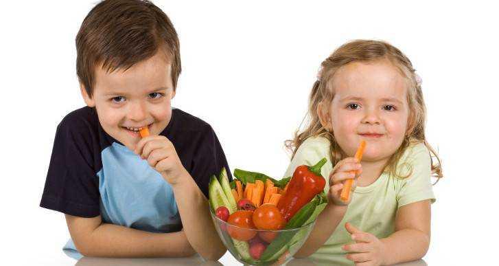 питание для детей 7 лет примерное меню