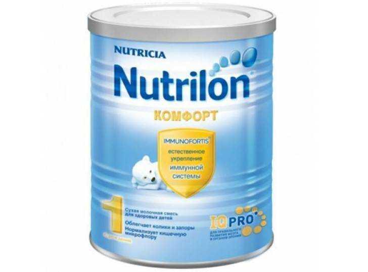 питание для грудных детей нутрилон