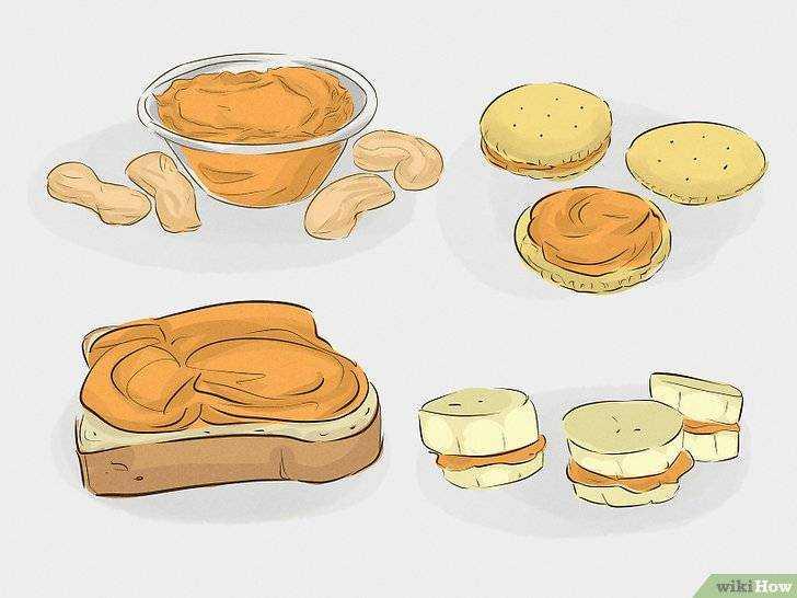 питание для набора массы для детей