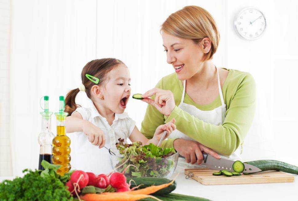 питание для повышения иммунитета у детей