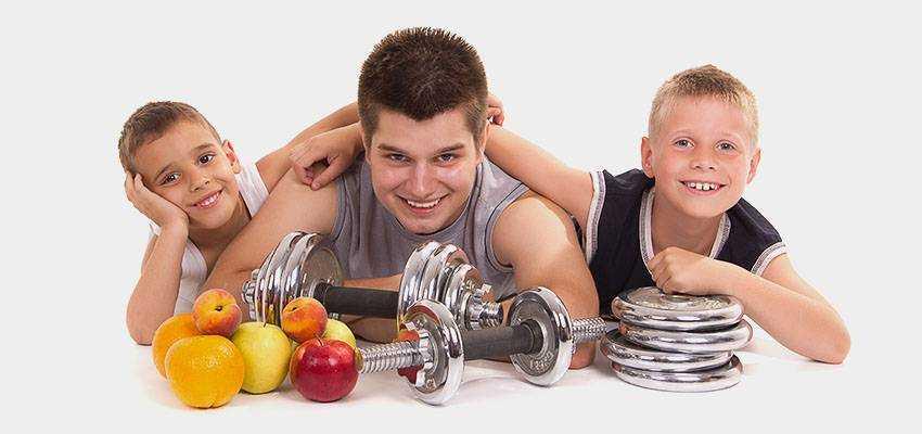 питание для спортсменов детей на каждый день