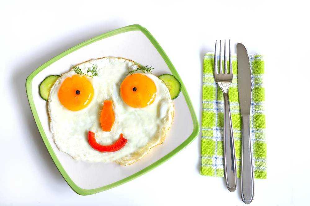 питание для умственного развития детей