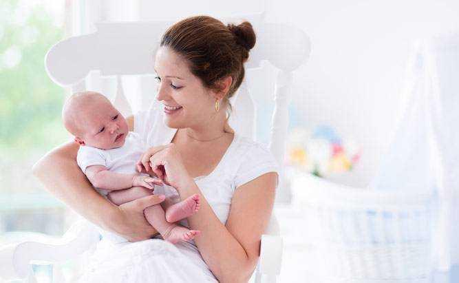 питание кормящих матерей недоношенных детей