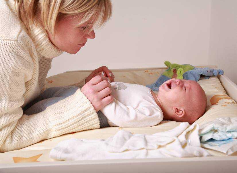 питание матери при запорах у грудных детей