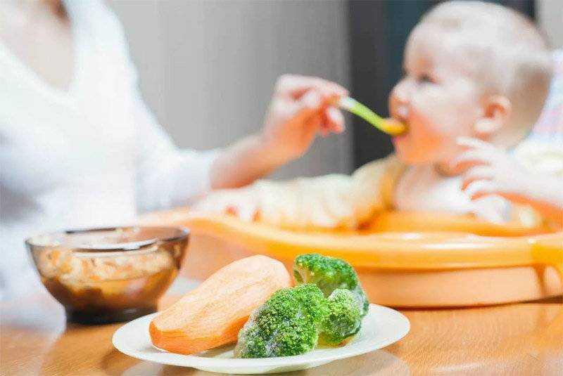 питание на ночь для детей