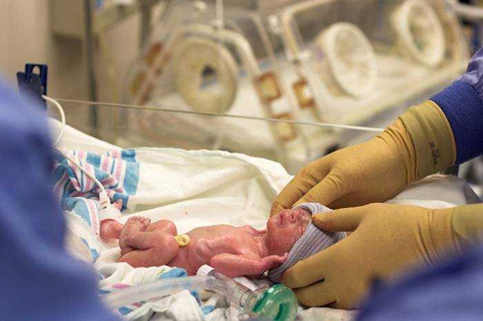 питание недоношенных детей в 9 месяцев