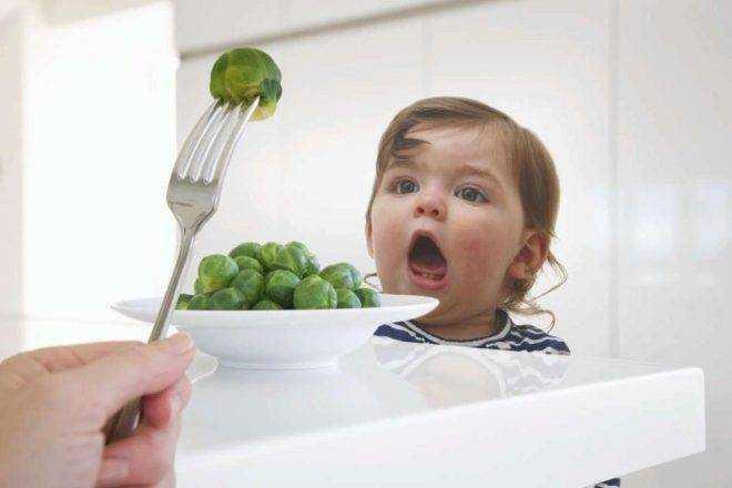 питание после крапивницы у детей