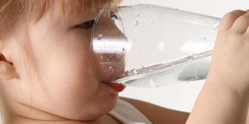 питание после обезвоживания у детей