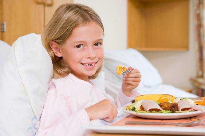 питание при ацетонемическом синдроме у детей комаровский