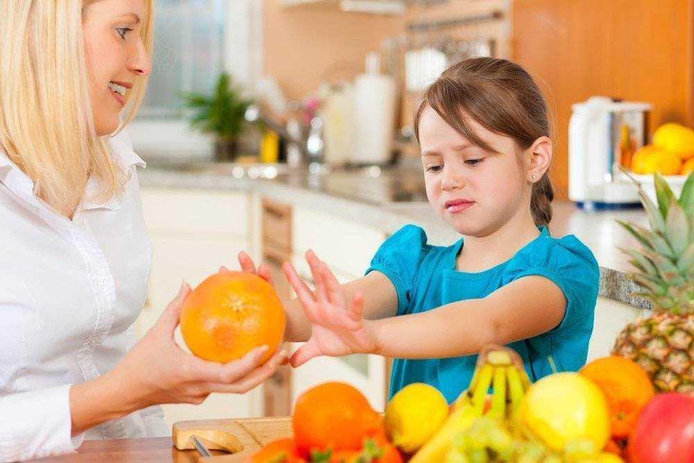 питание при аденоидах у детей