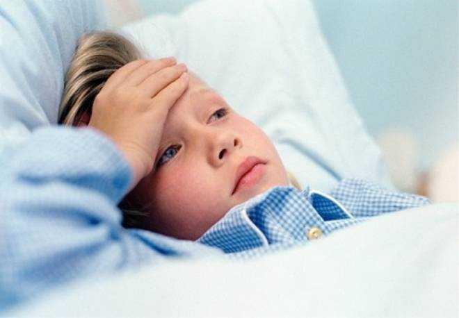 питание при аденовирусной инфекции у детей