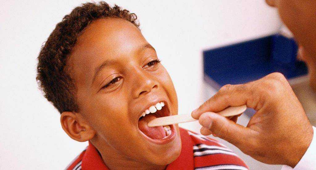 питание при ангине у детей 7 лет