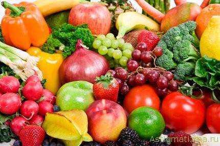 питание при астигматизме у детей
