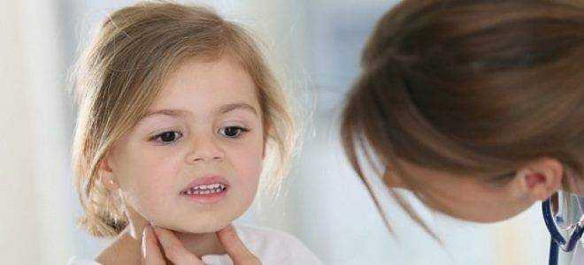 питание при фолликулярной ангине у детей