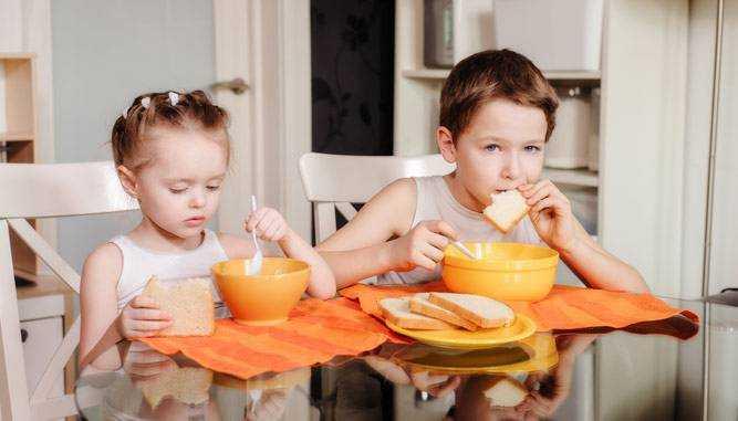 питание при гастрите у детей 7 лет