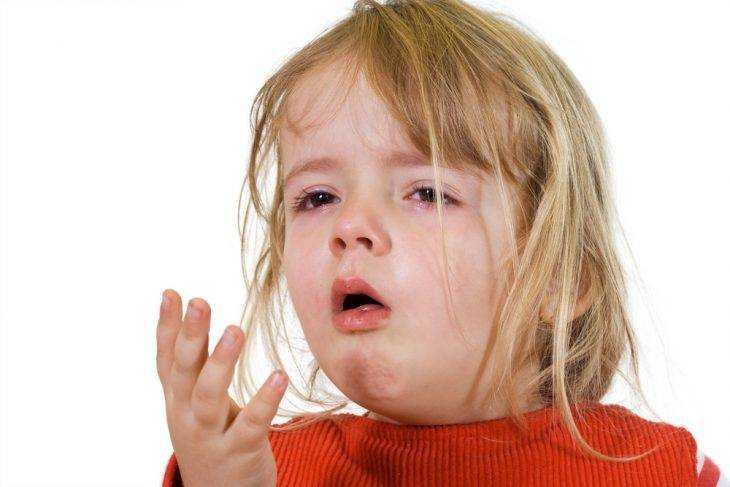 питание при коклюше у детей