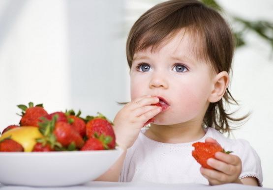 питание при низком гемоглобине у детей