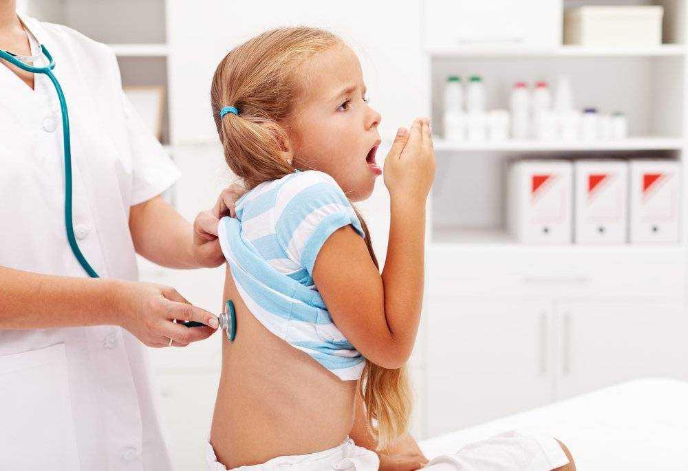 питание при обструктивном бронхите у детей